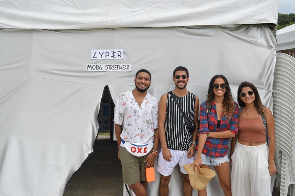 Fusca 2018 -Stands de Moda Sustentável fazem sucesso.