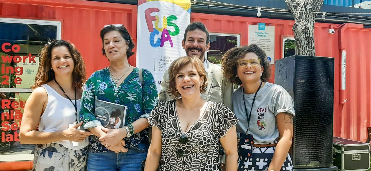 ABERTURA DO FUSCA 2019 DISCUTE DESAFIOS E TENDÊNCIAS DA SUSTENTABILIDADE URBANA
