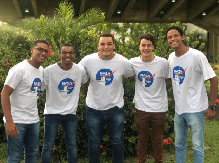 Competição mundial da Nasa atrai alunos e professores baianos
