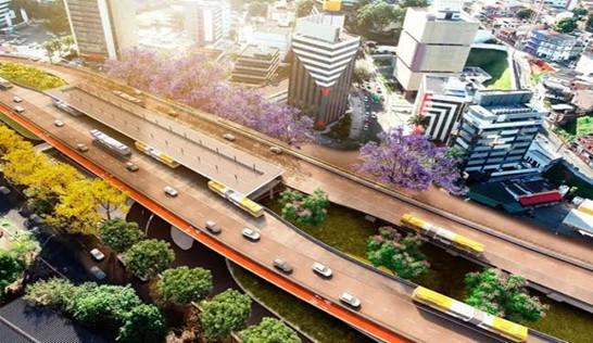 Construção do BRT em Salvador levanta críticas ambientais e debate sobre a eficácia do modelo