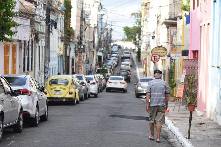Santo Antônio Além do Carmo: Do Residencial ao Turístico