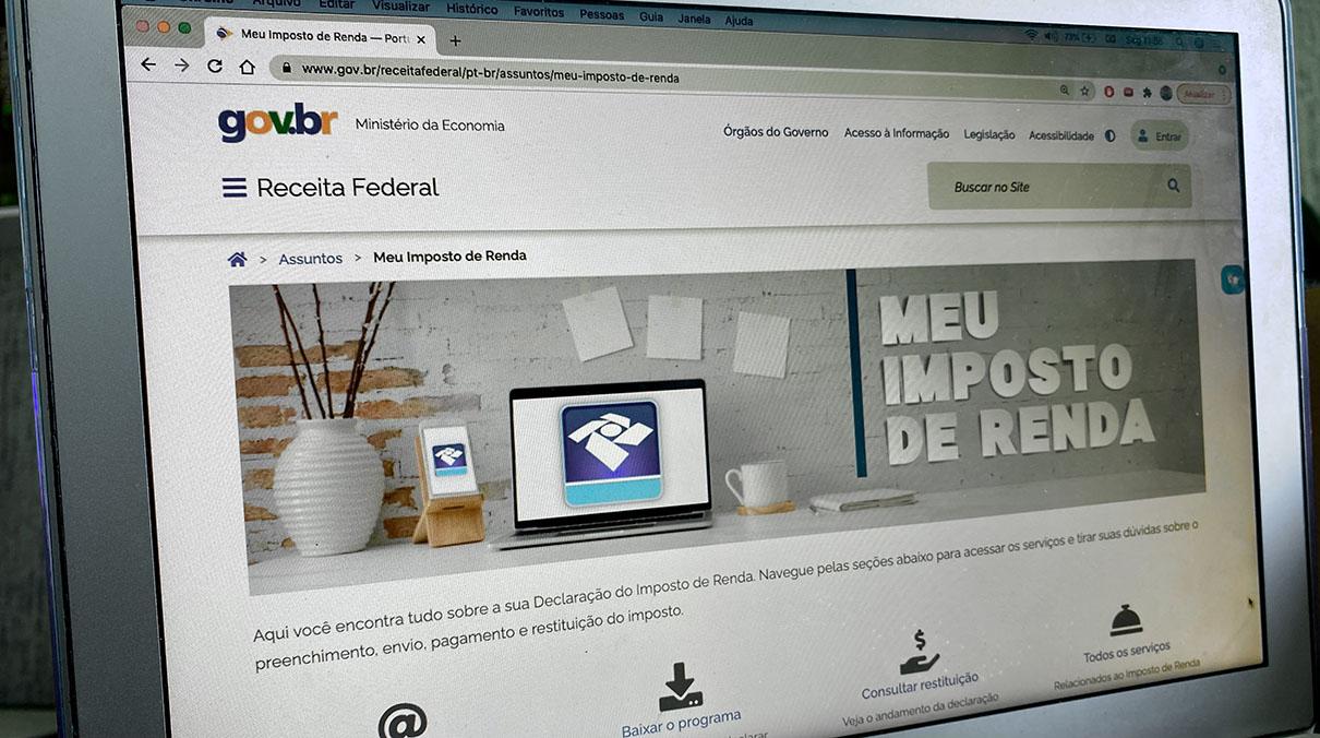 Imposto de Renda: projeto da Unifacs auxilia na declaração