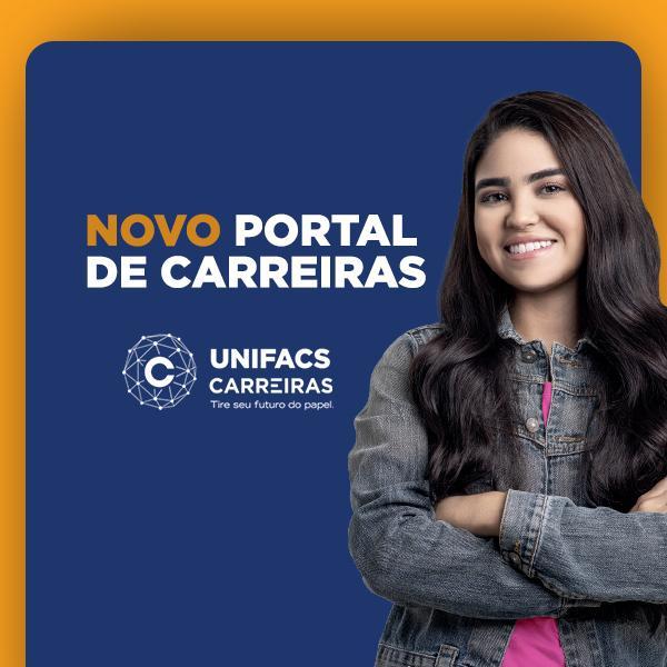 Empregabilidade: conheça o novo Portal Carreiras da Unifacs