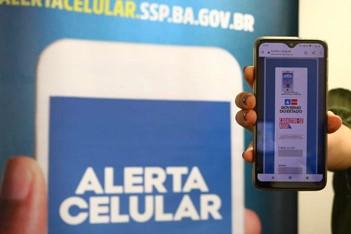 Site que facilita a recuperação de celulares furtados e roubados é lançado na Bahia