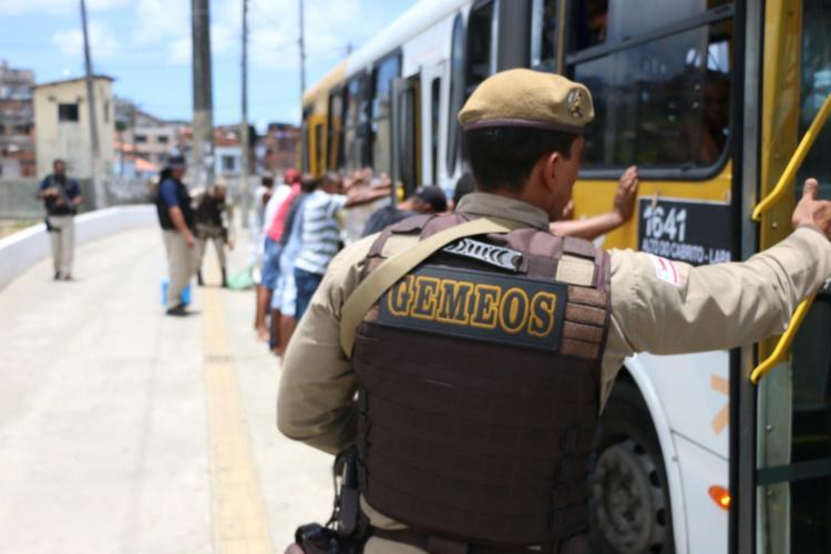 População de Salvador se queixa da insegurança nos transportes públicos