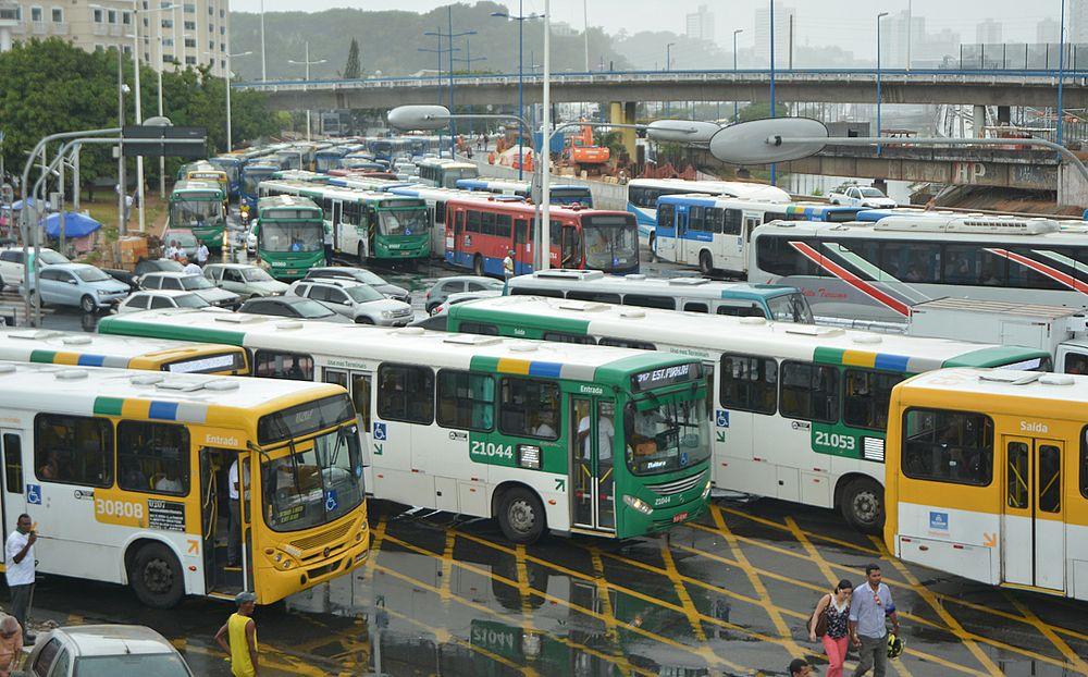 Salvador: usuários reclamam da qualidade do transporte público durante a pandemia do Covid-19