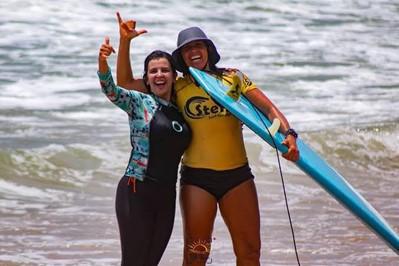 Stella Surf School: os desafios da modalidade esportiva em tempos de pandemia
