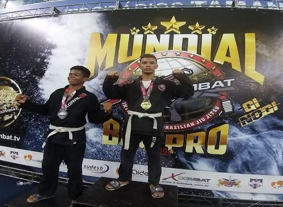 Conheça Matheus de Miranda: lutador baiano campeão mundial de jiu-jitsu