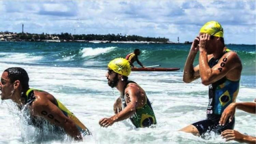 Falta de estrutura para prática do triathlon em Salvador prejudica rendimento de atletas