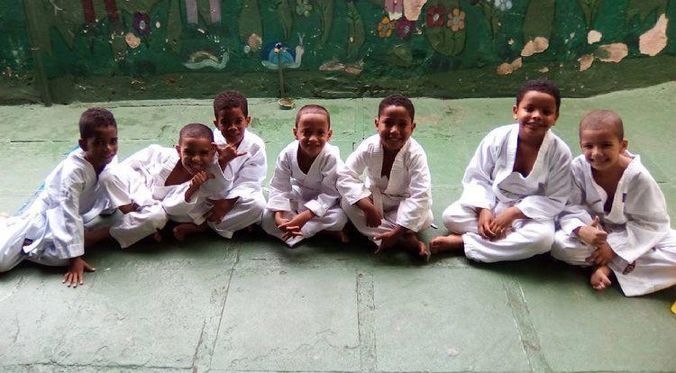 Karatê adaptado auxilia na qualidade de vida dos seus praticantes