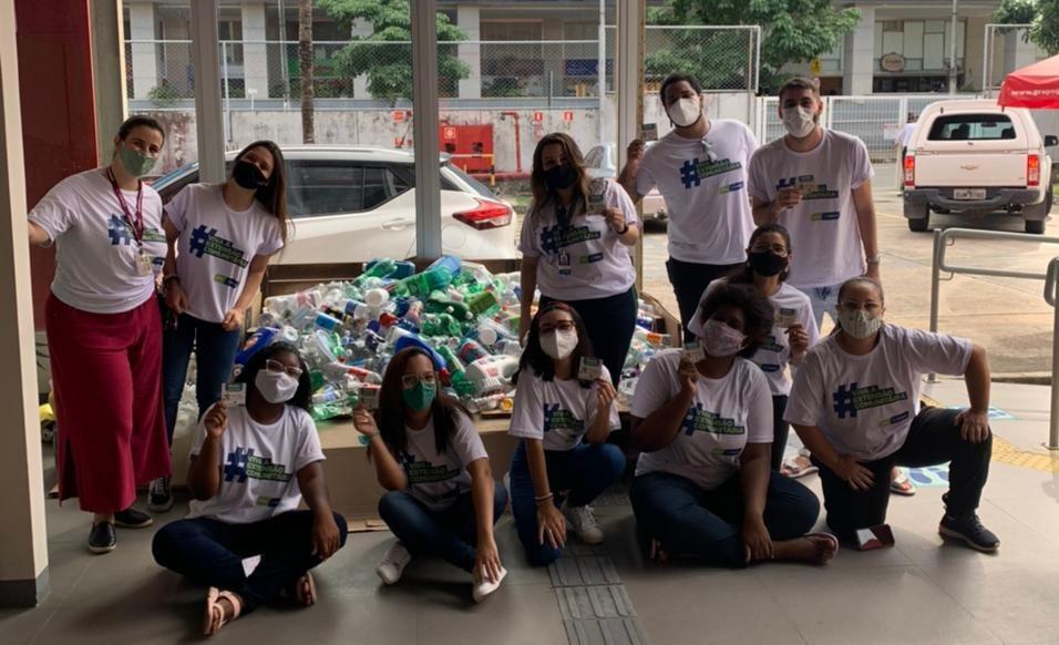 Gincana Solidária da Unifacs luta em prol da sustentabilidade