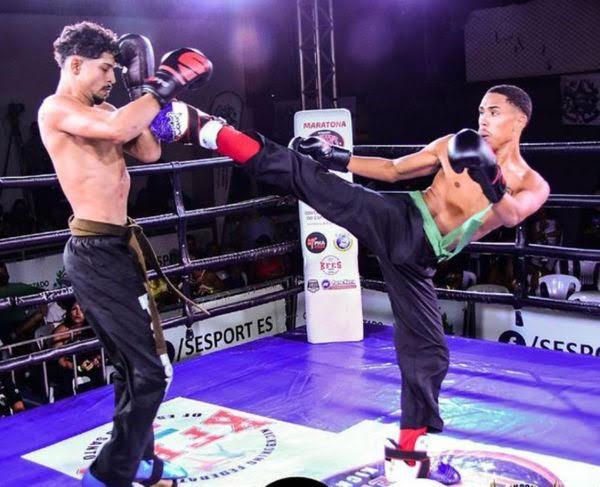 Conheça Humberto Falcão, campeão Norte-Nordeste de Kickboxing